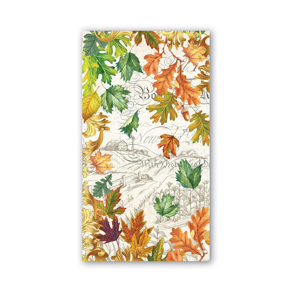Fall Harvest Heavy Paper Placemats