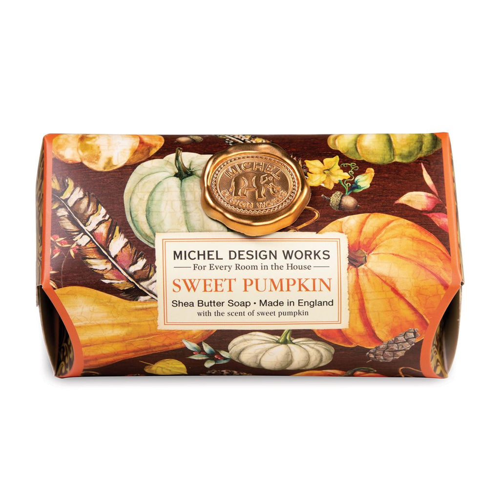 Sweet Pumpkin Large Soap