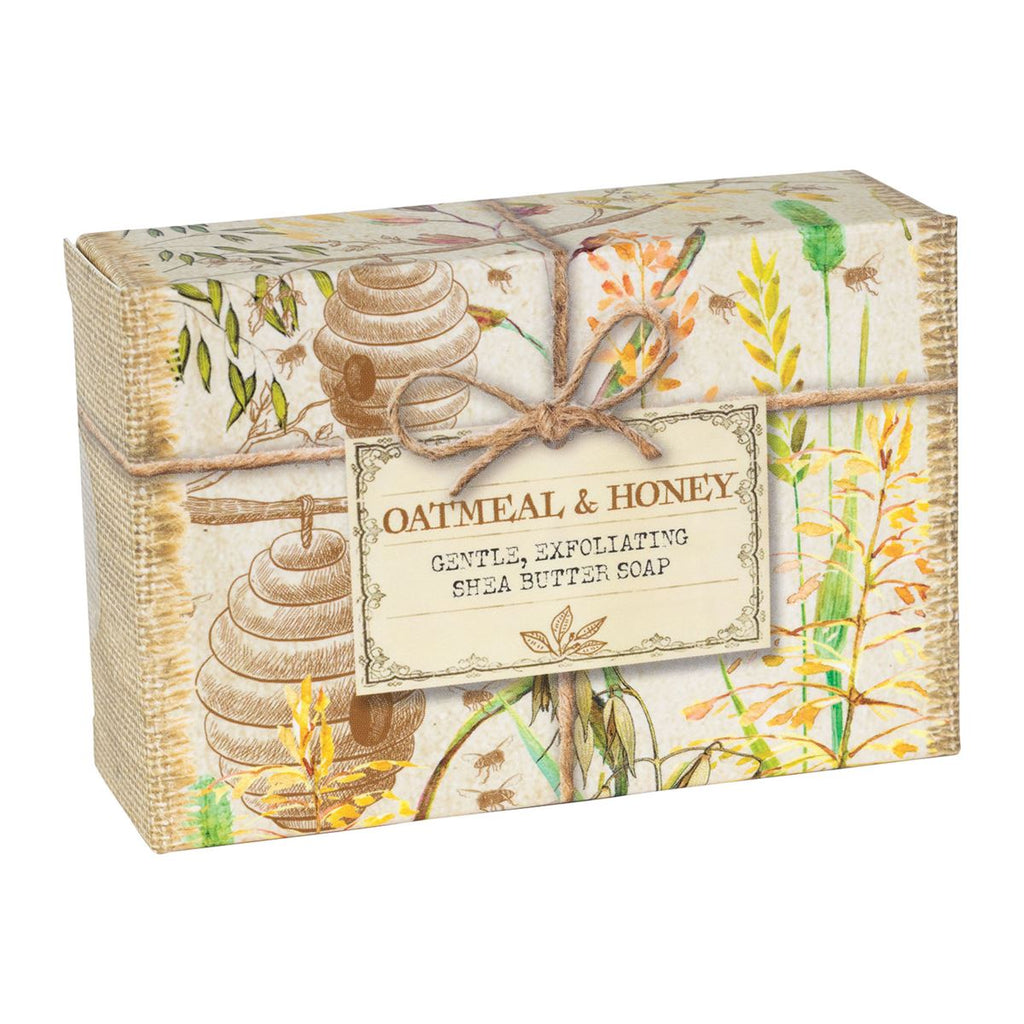 Oatmeal & Honey Gift Soap