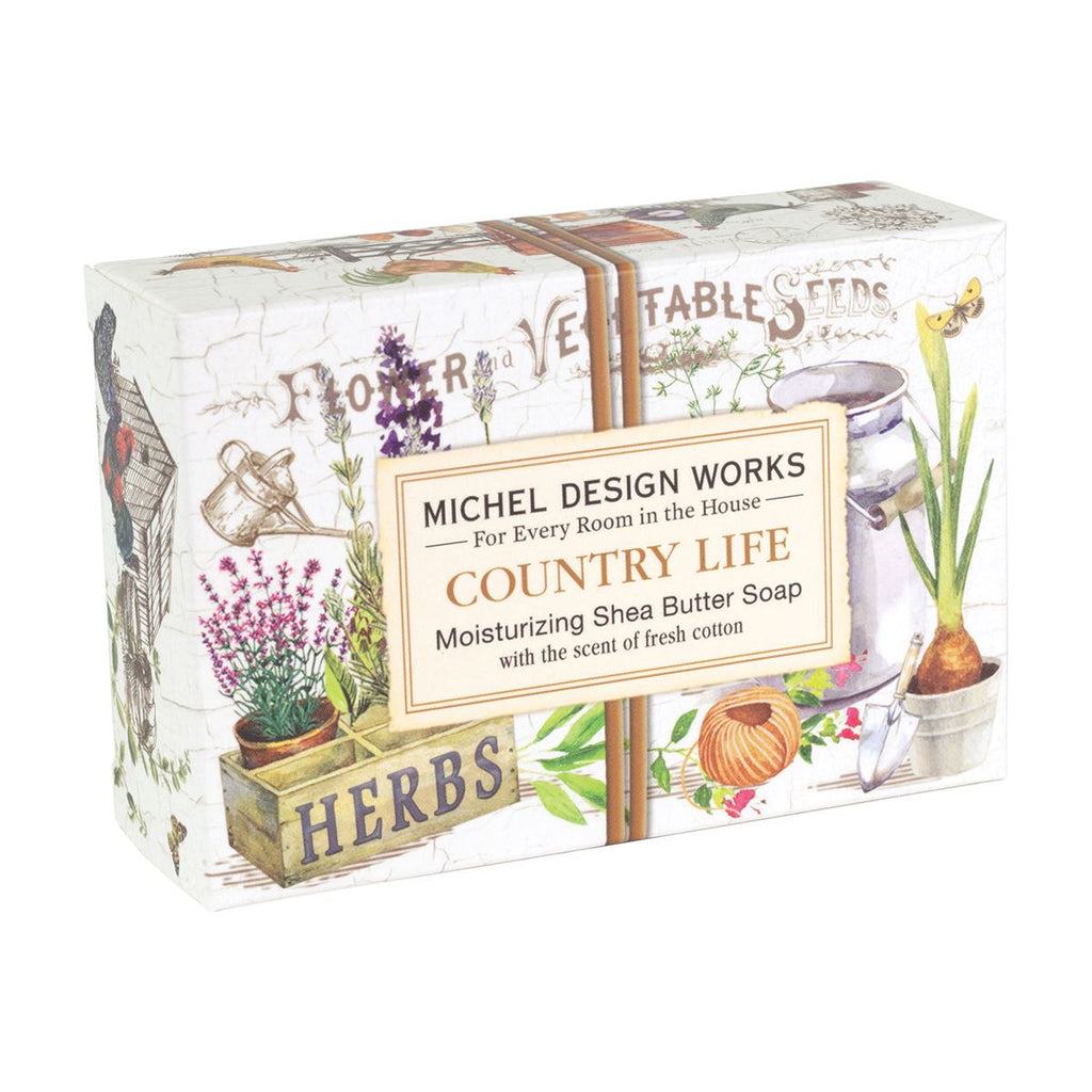 Country Life Gift Soap