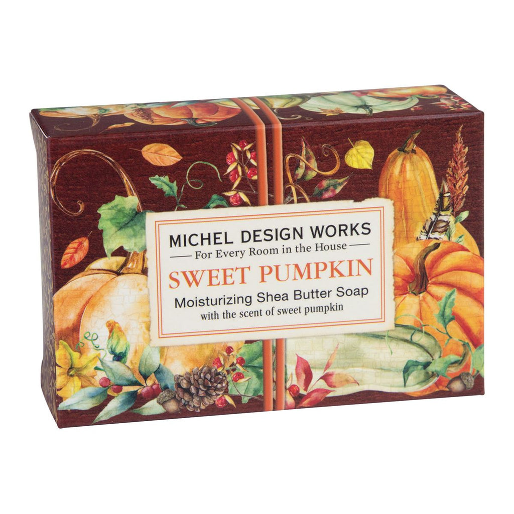 Sweet Pumpkin Boxed Soap