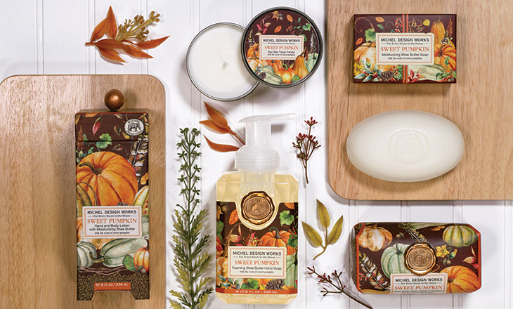 Sweet Pumpkin Foaming Hand Soap