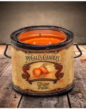 Vintage 22 Ginger Peach Candle