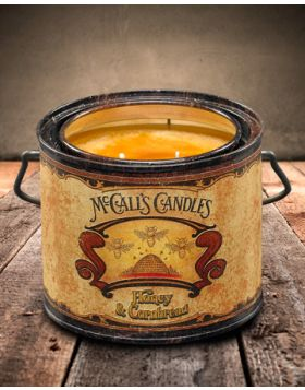 Vintage 22 Honey & Cornbread Candle