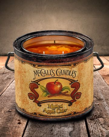 Mulled Apple Cider Vintage 22 Candle