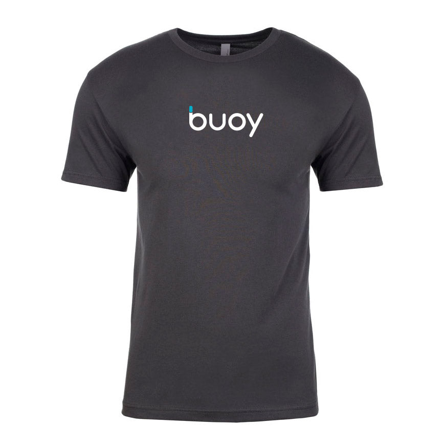 Buoy Mens T-shirt in 100% Combed Ring-Spun Cotton