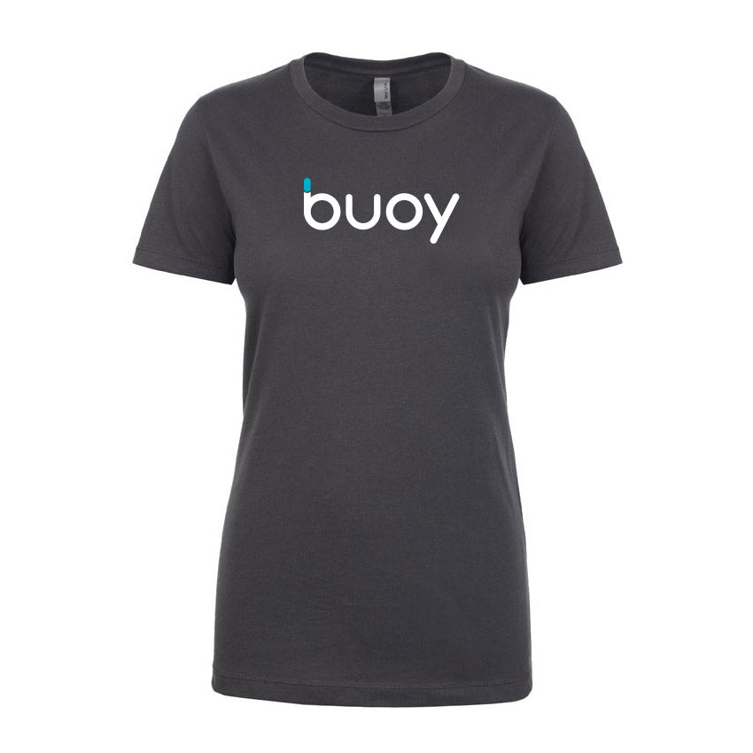 Buoy Womens T-shirt in 100% Combed Ring-Spun Cotton