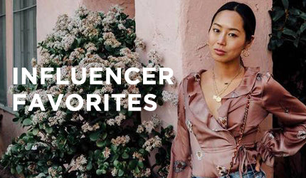 Shop influencer favorites.