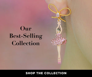 Out best-selling collection. Shop Pas De Deux.