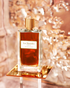 Bottle of Les Nereides fragrance