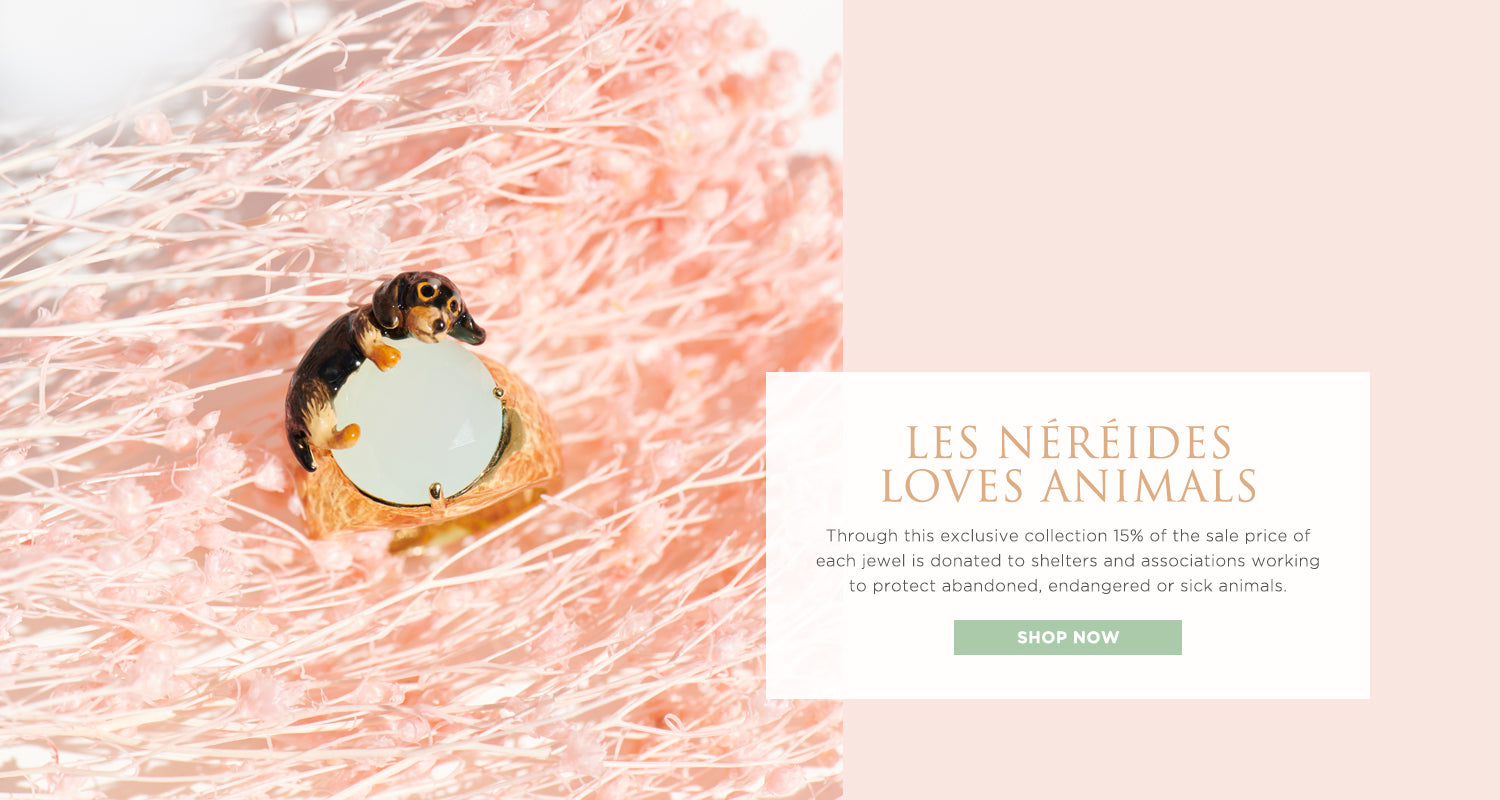 Les Nereides Loves Animals. Shop the collection.