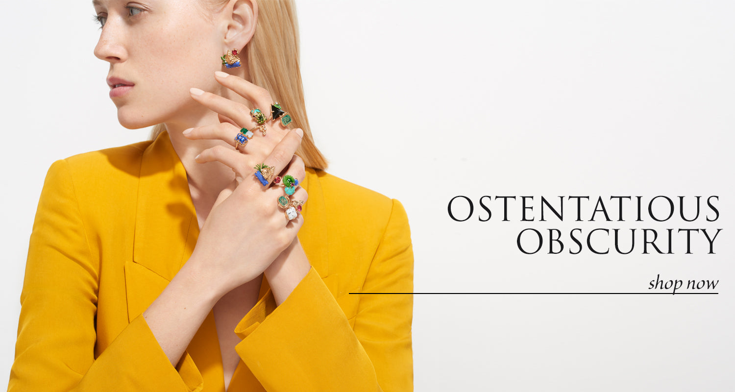 Ostentatious Obscurity - Shop Now