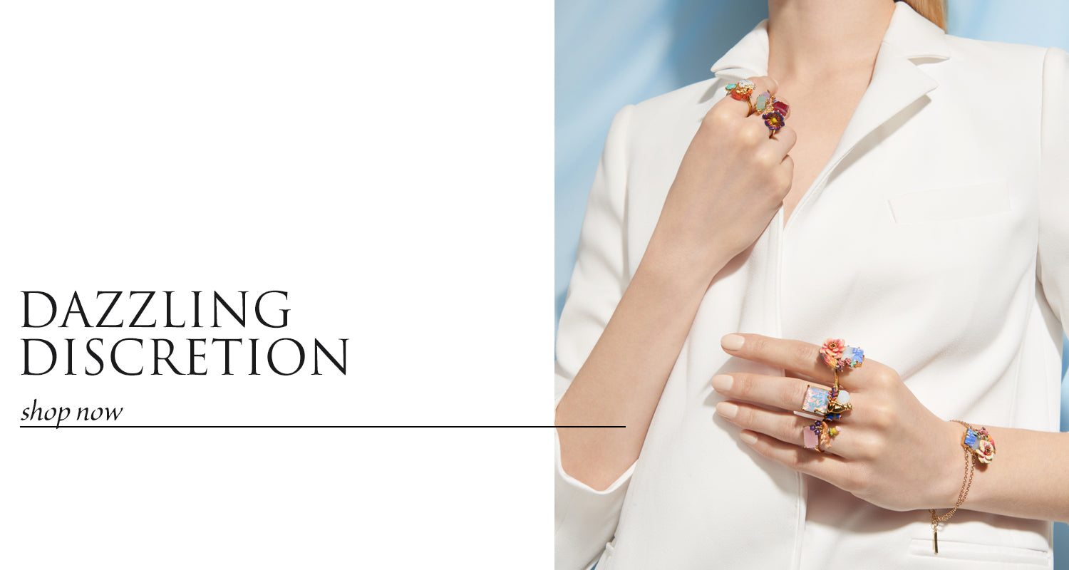 Dazzling Discretion - Shop Now