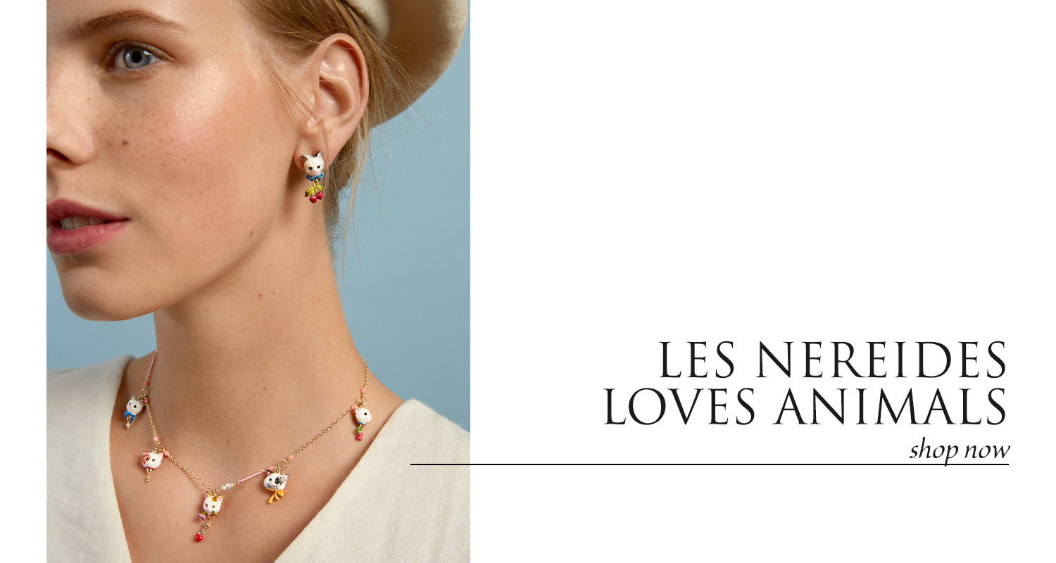 Les Nereides Loves Animals - Shop Now