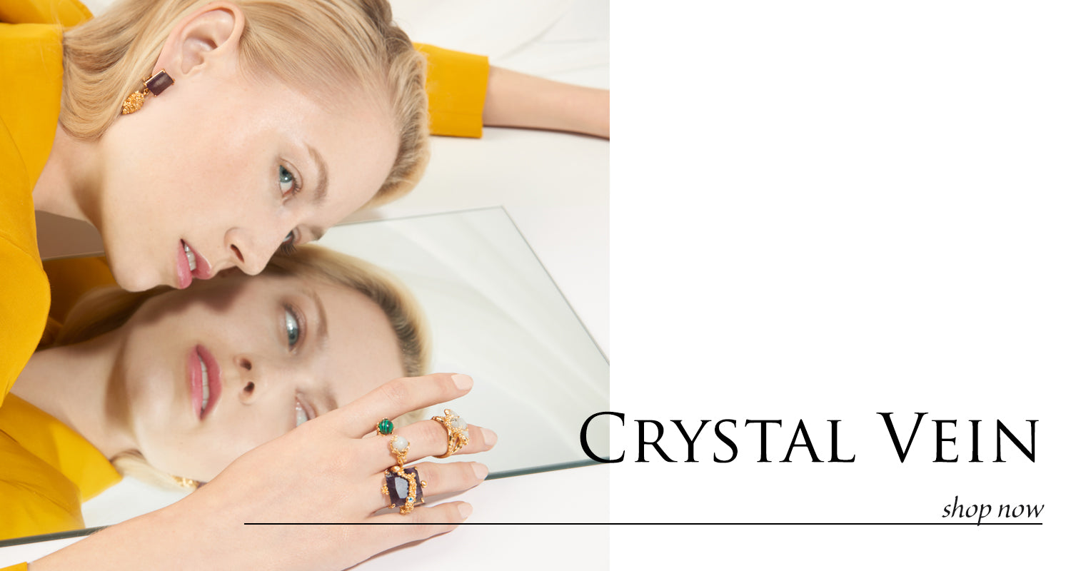 Crystal Vein - Shop Now