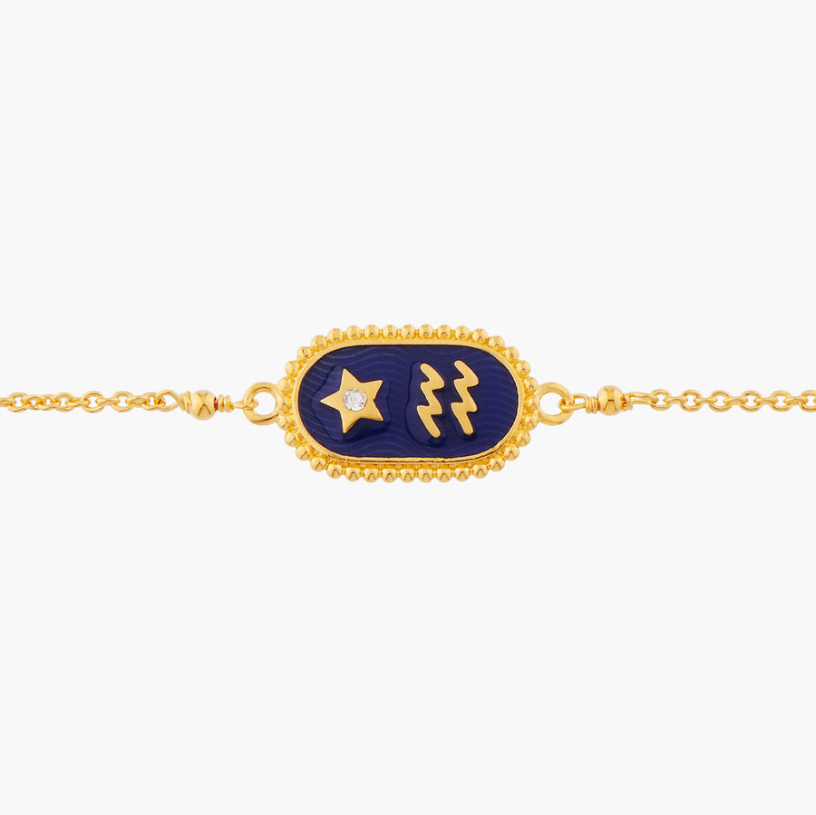 CONSTELLATION Reversible Zodiac Sign Bracelet