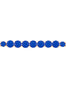 La Diamantine Luxurious Blue Stones Thin Bracelet Alternate View