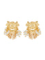 Weekend In Taormina Bacchus stud earrings