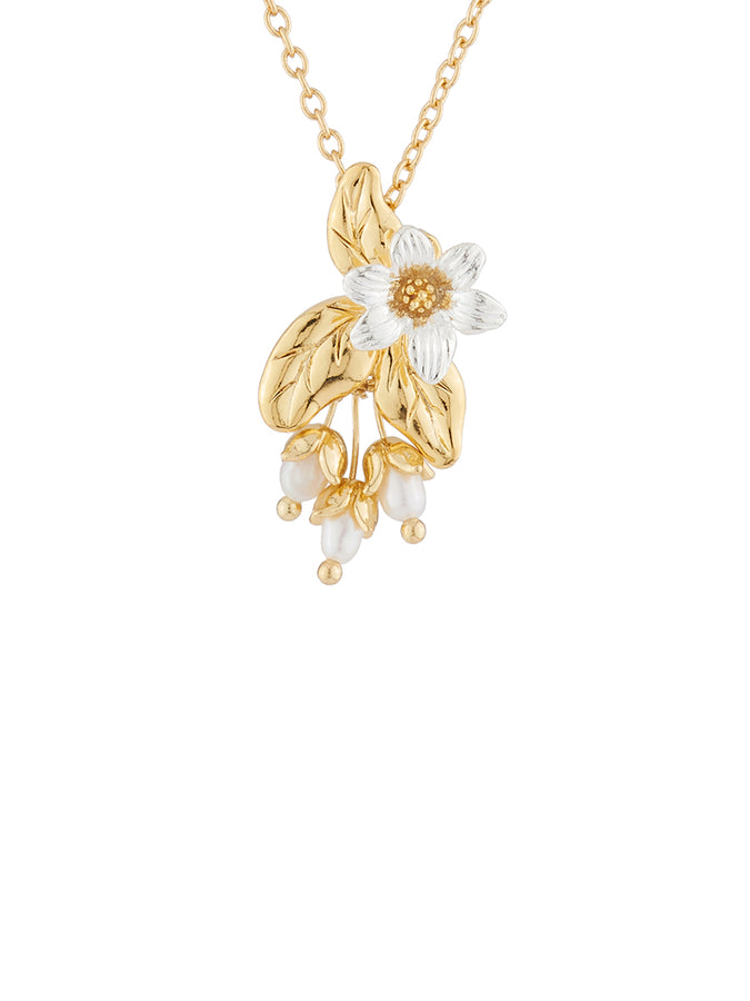 Weekend In Taormina Jasmin Necklace