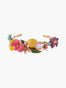 Summer Scents Bouquet Bangle Bracelet - Multi