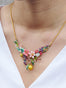 Summer Scents Bouquet Collar Necklace Alternate View