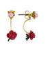 Balad In Versailles Rosebud and Removable Roses Clasp Alternate View