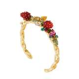 Royal Gardens Versailles Vegetable Garden Bangle - Red