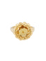 Golden Fields Sunflower ring - Yellow