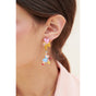The Wizard Of Oz Dorothy and The Winged Monkey Clip-on Earrings Alternate View