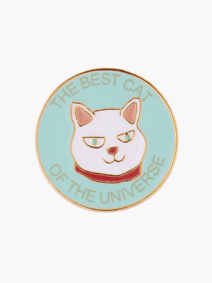 N2 X Les Nereides Loves Animals The Best Cat Of The Universe Pin
