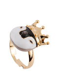Kind and Happy Triton The Penguin Adjustable Ring