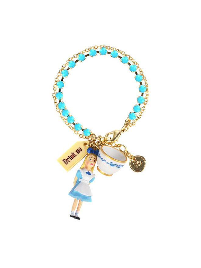 Alice's Tea Time Bracelet