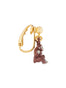 Jingle Jungle Monkey clip-on earring Alternate View