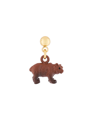Jingle Jungle Baloo stud earring