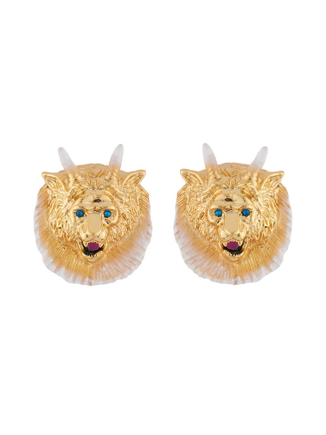 Beauty Like Beast The Beast Clip Earrings