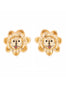 N2 x Roca Balboa Laughing sun clip-on earrings