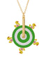 Joyland Ducks Shooting Necklace