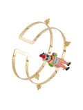 Birthday Mouse Little Mouse Pigging Out Candies Bangle