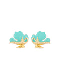 Once Upon A Time Genie's magic lamp stud earrings