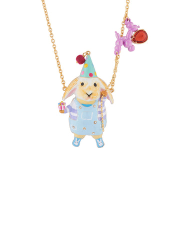 Jeanoot The Bunny Benjamin the bunny necklace