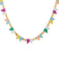 Joyland Farandole of Flags Necklace