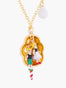 Scrumptious Epic Candy Floss Pendant Necklace