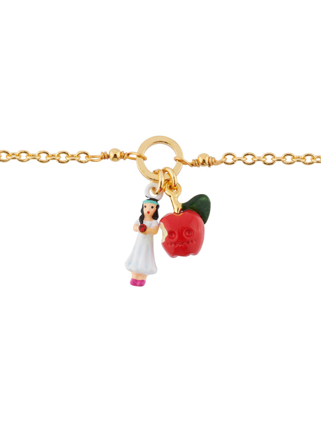 Snow White and The Poisoned Apple Bracelet Alternate View
