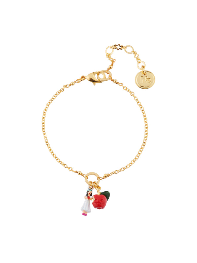 Snow White and The Poisoned Apple Bracelet