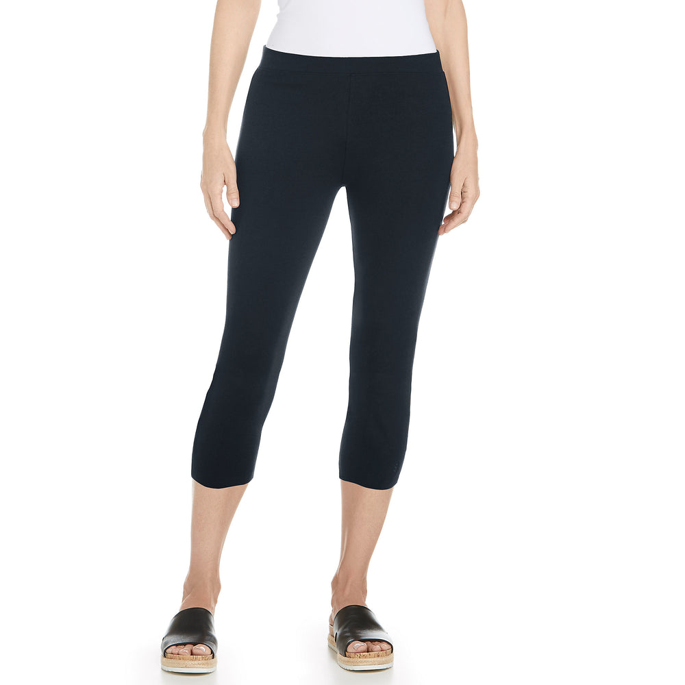 Monterey Summer Capris | Coolibar - Patchington