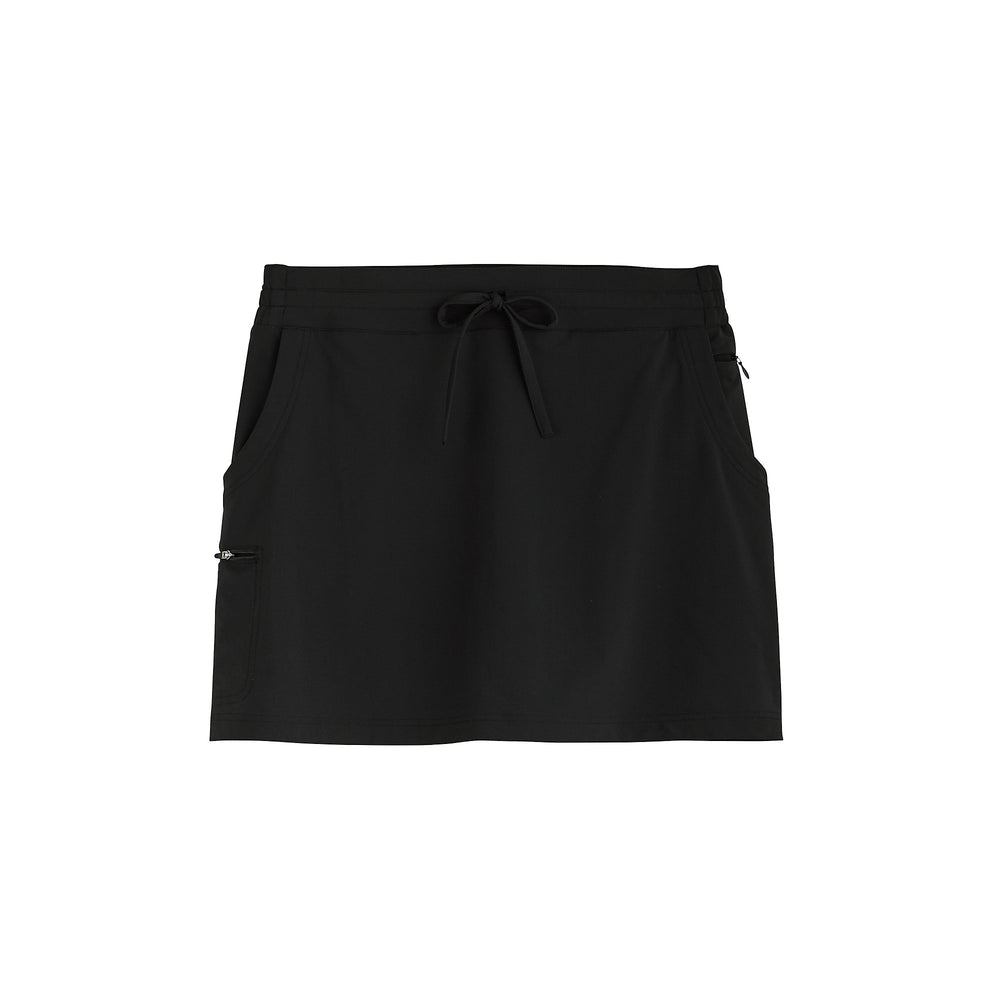 Mendocino Travel Skort | Coolibar - Patchington