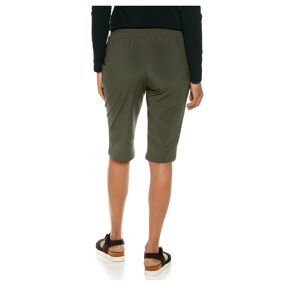 Navona City Shorts | Coolibar - Patchington