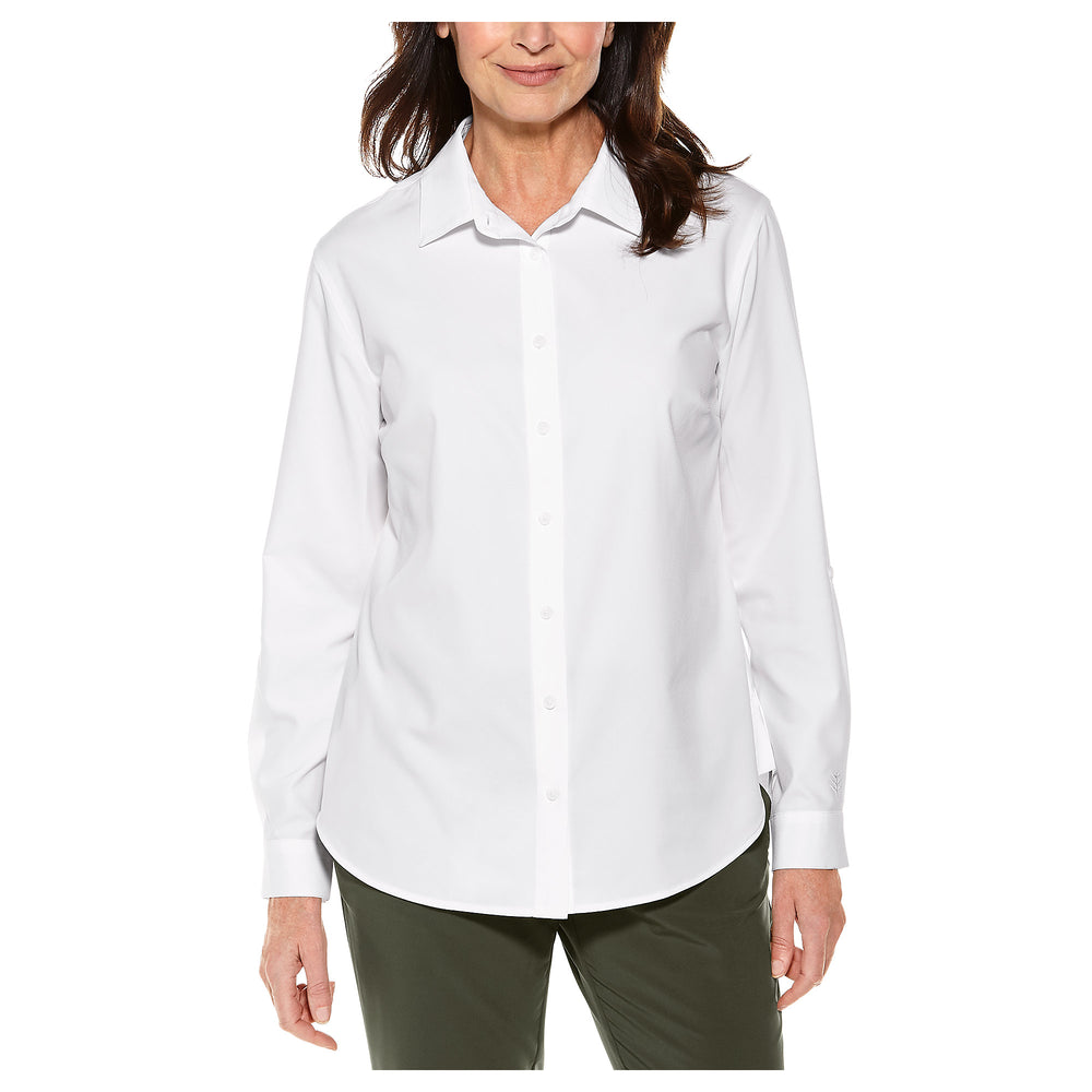 Hepburn Shirt | Coolibar - Patchington