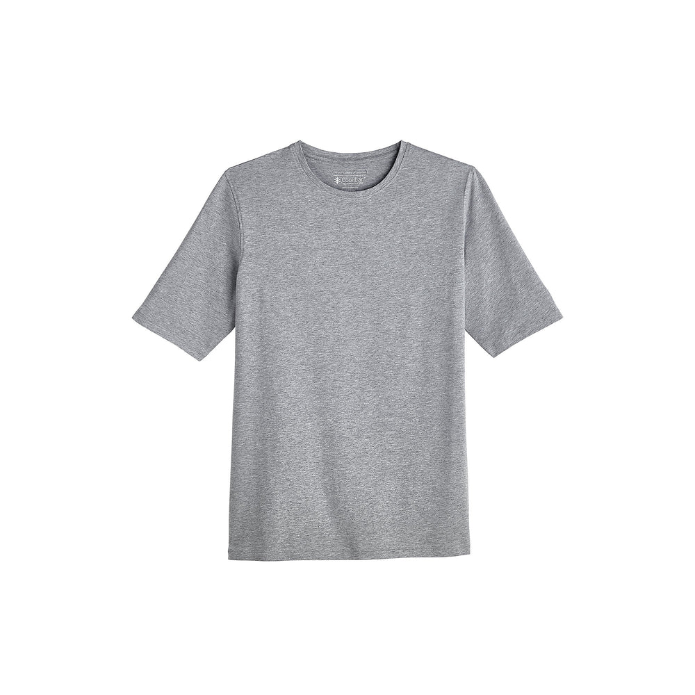 Morada Everyday Short Sleeve T-Shirt | Coolibar - Patchington