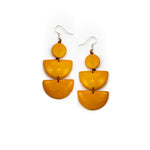 Divina Earrings | Tagua Jewelry - Patchington